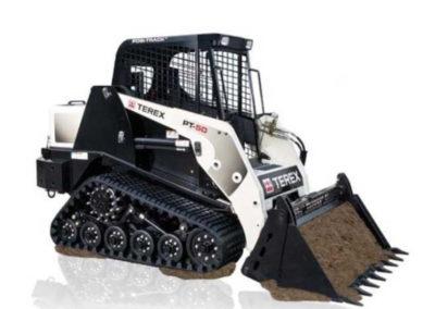 Locação Minicarregadeira (Bobcat)